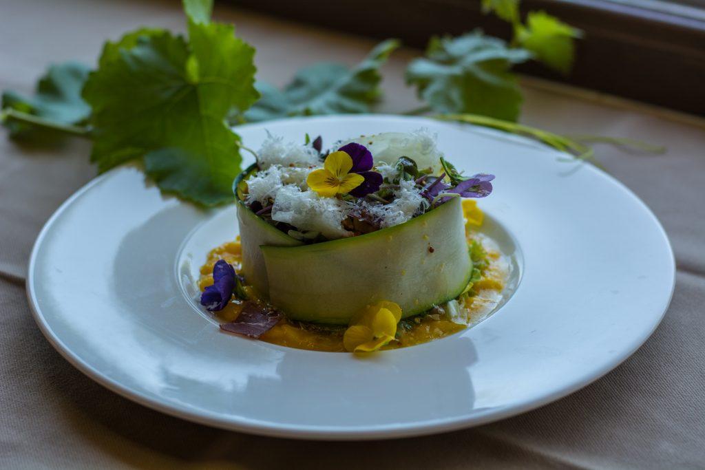 mara catering servicio de catering madrid evento empresa precio cantering SINFONIA DE FRUTAS Y VERDURAS