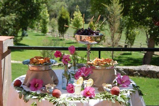 Buffet-primavera-MARACATERING MADRID SERVICIO CATERING
