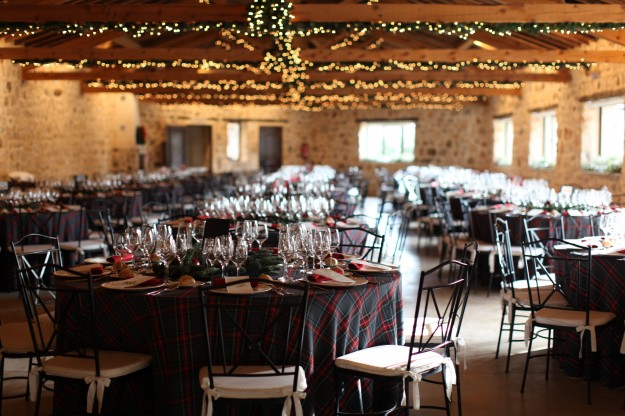 salón banquete boda finca monte de cutamilla mara catering servicio catering madrid boda