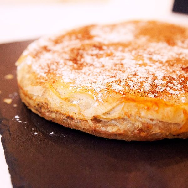 PASTELLA 600x600 - Pastella árabe de pollo. 5 raciones.