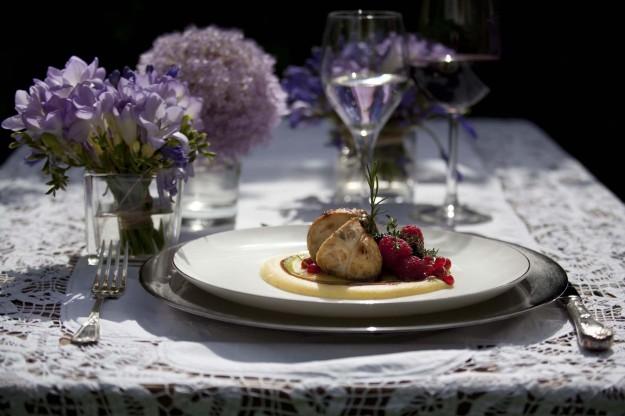 plato boda maracatering madrid finca boda en el campo mejor catering madrid